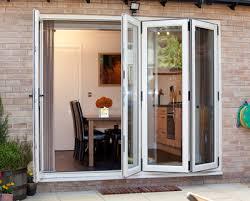 Exterior Folding Patio Doors Exterior Folding Sliding Doors Flauminc