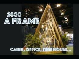 simple a frame house plans simple a frame house plans ten cool tiny houses shelters and