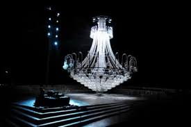 Giant Chandelier It U0027s All Over If The Fat Chandelier Sinks Stage Whispers