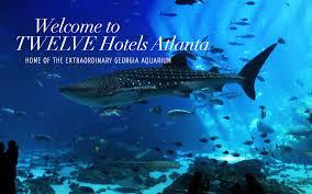 Georgia Aquarium Floor Plan by Twelve Hotels U0026 Residences Two Sophisticated Atlanta Hotels U2026 One