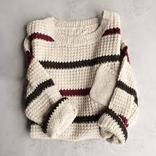 sweater in sleeve knit pull sweaters got style