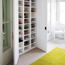 how to creatively add more shoe storage to your closet freshome com
