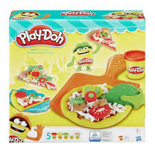 pate a modeler cuisine play doh pizza set 12 00 hamleys for toys and