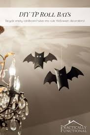 Cute Halloween Bats by Best 25 Toilet Paper Roll Bat Ideas Only On Pinterest Halloween