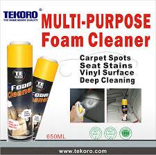 Car Interior Deep Cleaning China Car Interior Multi Purpose Foam Cleaner Spray China Foam