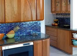 blue tile kitchen backsplash backsplash ideas astonishing blue glass backsplash blue glass