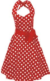 50s Design Compare Prices On Retro Halter Dress Online Shopping Buy Low