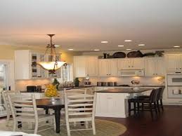 Lighting Above Kitchen Cabinets Kitchen Table Light Fixtures U2013 Home Design And Decorating