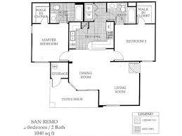San Remo Floor Plans Sun Terrace Apartments Rentals Phoenix Az Apartments Com