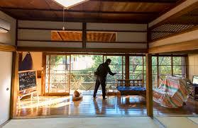 Japan Traditional Home Design Amid Reform Talk Hopes Grow For Short Term Home Rental Market