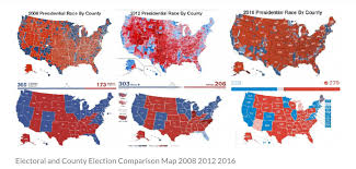 2012 Election Map by Sealystar On Twitter