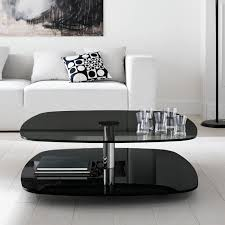 Black Glass Side Table Best 25 Square Glass Coffee Table Ideas On Pinterest Glass
