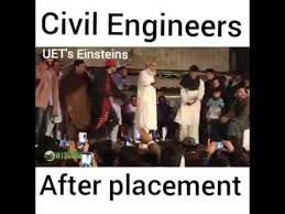Civil Engineer Meme - when civil engineer finally gets a job youtube