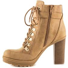 guess boots womens g by guess womens grazzy2 closed toe ankle combat boots ebay