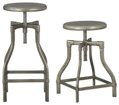 Crate And Barrel Bar Stool Industrial Stools Pictures Pinterest Industrial Stool