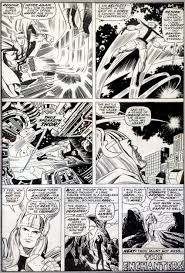 jack kirby quote thor 142 by jack kirby super skrull kirby machinery space