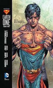 one vol 84 of steel caused 1 important change in superman earth one vol