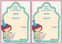 birthday invitations cards card making