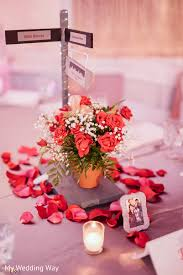 Wedding Reception Vases Indian Weddings Ideas Pictures Vendors Videos U0026 More