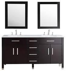 72 Double Bathroom Vanities by Cambridge 72