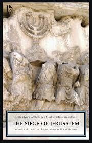 siege social translation the siege of jerusalem broadview press