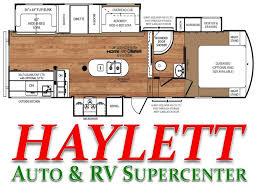 Wildcat 5th Wheel Floor Plans 2016 Forest River Wildcat 314bhx Fifth Wheel Coldwater Mi Haylett