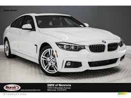 2018 alpine white bmw 4 series 430i gran coupe 120018342
