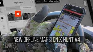 Hunting Gps Maps New Download Offline Maps With On X Hunt Version 4 Diy Hunter