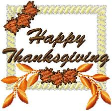 happy thanksgiving embroidery designs free machine embroidery