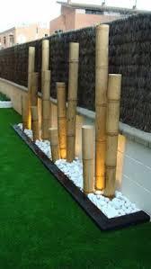 Decorative Bamboo Sticks Cool Decorative Bamboo Poles Creative Lamp Design Original Home