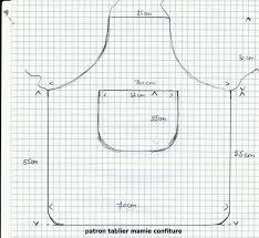 couture tablier de cuisine mandoline tabliers création enfant tablier
