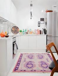 Can You Put Bathroom Rugs In The Dryer Rugs In The Kitchen Yea Or Nay Apartment Therapy