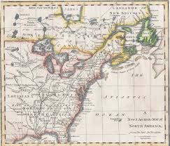 Cary Map 1775 To 1779 Pennsylvania Maps