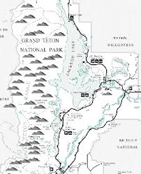 grand map pdf grand teton national park photomap luminous landscape