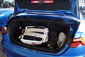audi s5 trunk 2018 audi a5 cabriolet and audi s5 cabriolet review autoguide