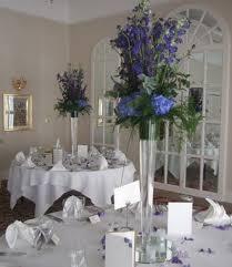 Blue Wedding Centerpieces by Blue Wedding Flowers Centerpieces Google Search Wedding