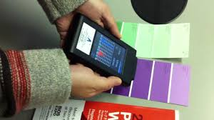 color spectrometer measuring color surfaces with the spectrometer asp mk350 youtube