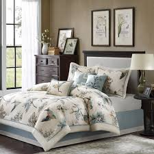 home design bedding park textiles quincy 7 comforter set