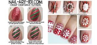 easy christmas nail art tutorials 2013 2014 x mas nails girlshue
