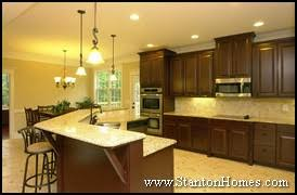 kitchen island bar ideas new home building and design home building tips kitchen
