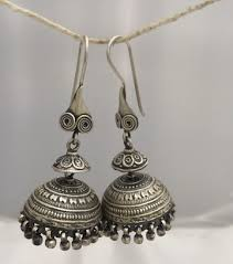 earrings online india silver antique earrings http bit ly 1pw1hzc indian fashion