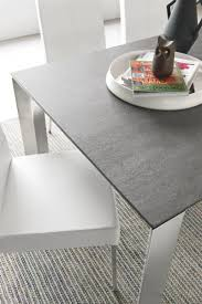 ceramic top dining room tables gate modern extending cement ceramic top dining table various coma
