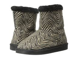 womens zebra boots zebra pattern s print shoes