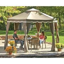Patio Gazebo Lowes Canopy At Lowes Gemeaux Me