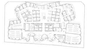 frank gehry floor plans frank gehry s paper bag business school opens in sydney