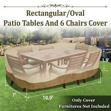 Outdoor Furniture Covers For Winter by Outdoor Furniture Covers Ebay
