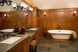 Stone Floor Bathroom - your guide to natural stone tile flooring