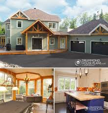 custom farmhouse plans the rustic custom ranch designed by drummond house plans farmhouse