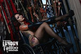 london tattoo convention ink rock comics and much more gigwise
