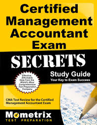 buy certified management accountant exam secrets study guide cma